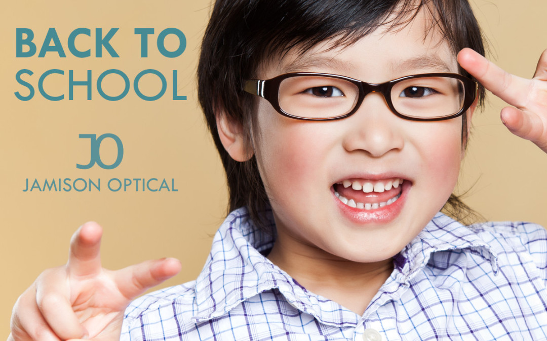 Why your kids need an annual eye exam.