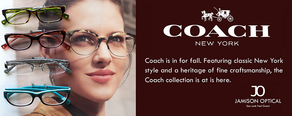 Coach is Here for Fall
