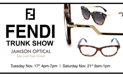 Fendi Trunk Show
