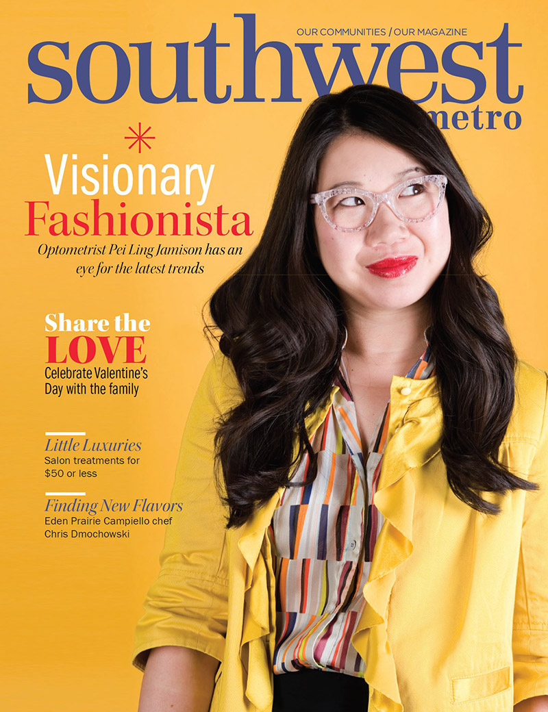 eden-prarie-optometrist-pei-ling-jamison-on-southwest-magazine-cover